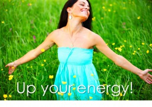 Up Your Energy